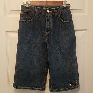 Coogi Jean Shorts